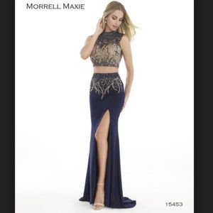 Morrell Maxie 115453 two-piece in navy